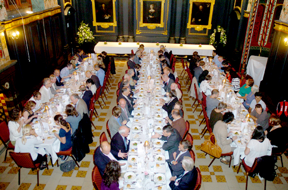 The British Atherosclerosis Society 100th Meeting Dinner